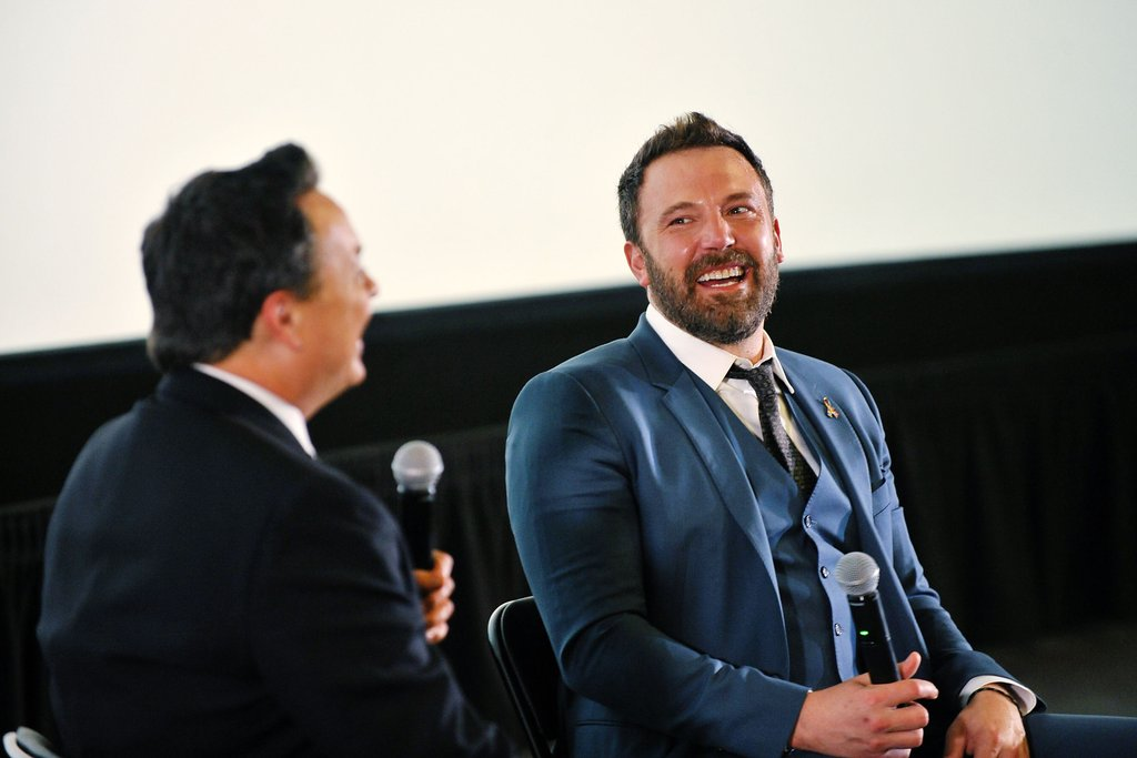 Ben Affleck AutFest International Film Festival 2017