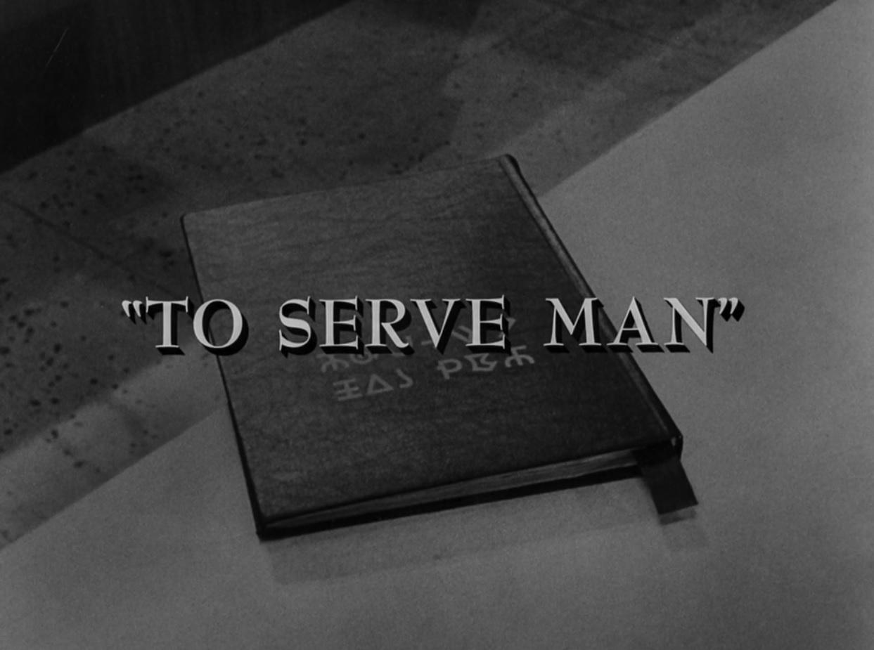 to serve man17
