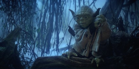 Skies Are Clear on Dagobah