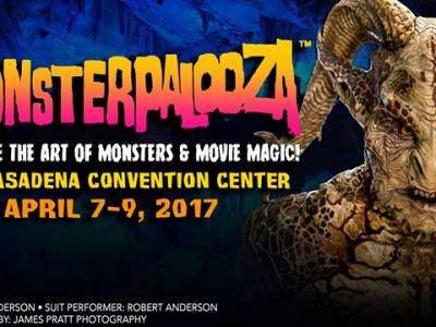 Monsterpalooza, Pasadena, 2017
